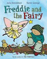Freddie and the Fairy, Donaldson, Julia, Very Good Book