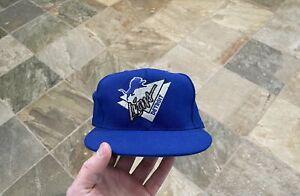 Vintage Detroit Lions American Needle Triangle Snapback Football Hat