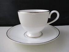 "ROYAL DOULTON MELROSE CUP & SAUCER- 2 3/4"" -1203B"