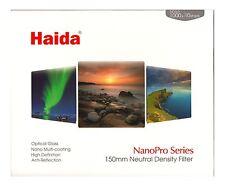 Haida NanoPro 150mm MC Neutral Density ND1000 Optical Glass Filter 150 10 S