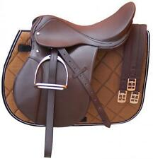 NEW AUSSIE SADDLERY Eureka All Purpose Saddle Fully Mounted Kit