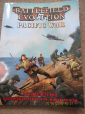 MGP BATTLEFIELD EVOLUTION PACIFIC WAR WWII WW2 WORLD AT WAR MONGOOSE RPG