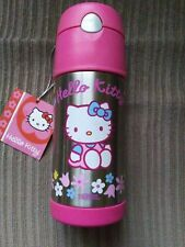 Thermos Funtainer 12 Ounce Bottle Hello Kitty. NWT (New with Tags)