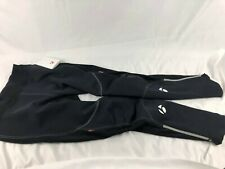 Bontrager RXL Softshell Tights SIZE Large Black (4m)