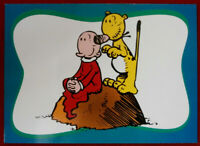 POPEYE - Individual Card #88 - SITUATIONS: SWEE' PEA AND EUGENE THE JEEP