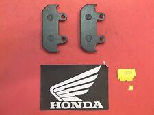 27-117 Emgo Honda Road Bike Front Brake Pads for 87-90 CBR 600F Hurricane 121