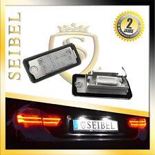 LED Kennzeichenbeleuchtung für AUDI A3 S3 8P 8PA A4 S4 RS4 B6 B7 A6 S6 RS6 Q7