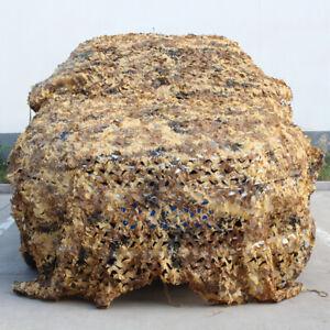 2X3 M Desert Digital Camouflage Net Camo Netting Hunting Blind Decoration Tent