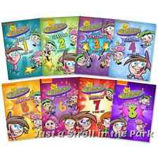 Fairly Odd Parents: TV Series Complete Seasons 1 2 3 4 5 6 7 8 Box / DVD Set(s)