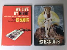 RX Bandits Live Vol 2. : Inside a Glass House + We Live By Night DVD Bundle
