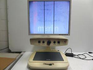 Enhanced Vision MRLCD19-PLUS Merlin LCD Plus Magnifier