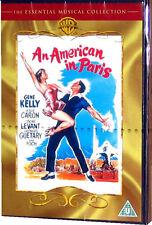An American In Paris Gene Kelly Film DVD - New Sealed
