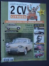 FASCICULE 98 CITROEN 2CV L'AMI 6 NANKIN DE 1967