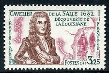 STAMP / TIMBRE FRANCE NEUF N° 2250 ** CAVELIER DE LA SALLE