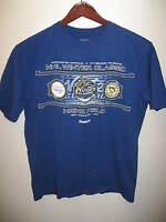NHL 2011 Winter Classic Washington Capitals Pittsburgh Penguins Reebok T Shirt L