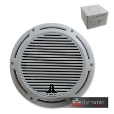 JL AUDIO M10W5-CG-WH Marine Boat 10 Subwoofer in Classic Grille White 500W Sub