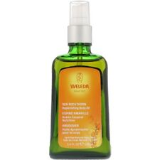 NEW WELEDA SEA BUCKTHORN BODY OIL REGENERATE BALANCE PROTECT DAILY SKIN CARE