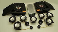BMW e60 M5 Pro Logic7 Soundsystem Lautsprecher Verstärker Subwoofer