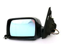 *BMW X5 Series E53 M Sport High Gloss Left Door Wing Mirror N/S Black Sapphire