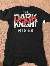 New W Tag The Dark Knight Rises Movie Batman Joker T Shirt Adult Small Soft