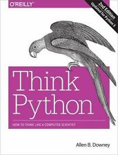 NEW - Think Python: How to Think Like a Computer Scientist