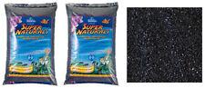 CaribSea Super Naturals Aquarium Sand for Aquariums. 40 lb. Tahitian Black