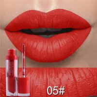 MISS ROSE Matte Non Sticky Lip Gloss Waterproof Moisturizing Lipstick SurpriseUK