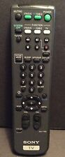Sony RM-Y168 TV Remote Control RMDC355 CDPCE355 CDPCE345 CDPCE375 OEM Factory