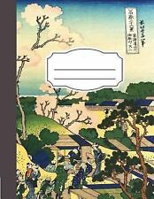 Japanese Composition Notebook for Language Study With Genkouyoushi Paper for ...