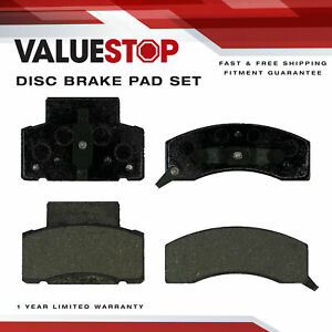 Front Ceramic Brake Pads for Chevrolet C3500 ,  Express 3500; Dodge Ram