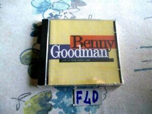 CD MUSICA BENNY GOODMAN CELLOFANATO  PER BRANI VEDI FOTO 2      (F4D)