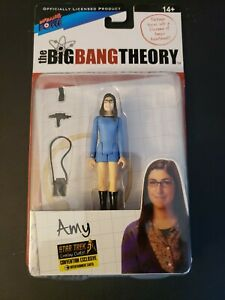 The Big Bang Theory/TOS Amy Fowler 3 3/4-Inch Figure Comic-Convention Exclusive