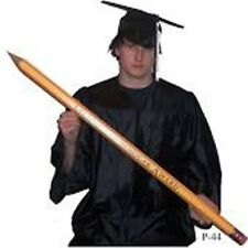 """Giant wood pencil 44"""" Large Big Jumbo wood pencil made in USA.Can add text"""
