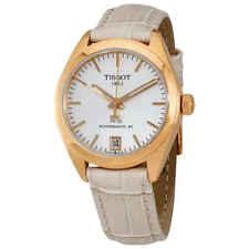 Tissot PR 100 Automatic Silver Dial Ladies Watch T101.207.36.031.00