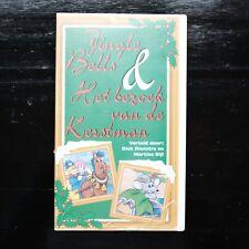 JINGLE BELLS & HET BEZOEK VAN DE KERSTMAN  - VHS  VERTELD DOOR D.RIENSTRA/M.BIJL