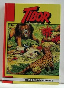 Tibor Held des Dschungels - Hehtke  Buch Nr. 24