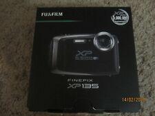 Fujifilm FinePix XP135 16.4 MP Digital Action Camera - Black