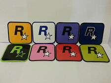 8 Brand New RockStar Games Sticker Decal Grand Theft Auto