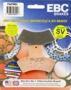 SXSs Severe Duty for Kawasaki UTV EBC Rear Brake Pads