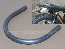 Cafe Racer Frame Hoop Brat Style Seat Loop Large Bike for Bobber CB KZ XJ 210mm