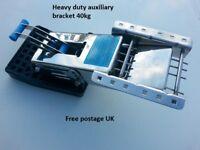 Outboard motor Auxiliary Bracket Heavy duty 40kg Mercury Mariner Video inside