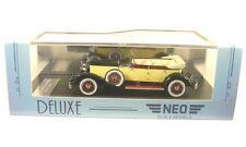 Rolls Royce Phantom I Nuevo Mercado (amarillo/negro) 1929