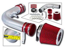 BCP RED 2001 2002 2003 F150/Expedition 4.6 5.4 V8 Ram Air Intake Kit + Filter