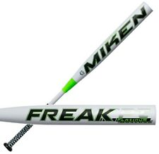"2017 Miken Freak Platinum ASA MAXLOAD 34""/27 oz. Slowpitch Softball Bat FKPTMA"