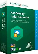 Kaspersky Total Security 2020 7 2019 1 PC / 1 Geräte 365 Tag Vollversion