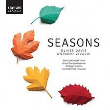 Kerenza Peacock [violin] - Seasons  Oliver Davis Antonio Vivaldi [CD]