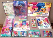 SHIMMER & SHINE (Lot of 12 Piece) Perfect For Little Hands  BRAND NEW VERY CUTE