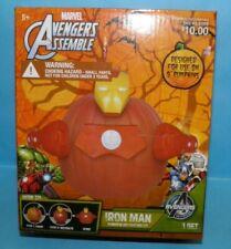 Avengers Assemble Iron Man Pumpkin Decorating Kit Set