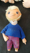 VINTAGE GOEBEL DOLL WEARING TAGGED CLOTHING WEST GERMANY