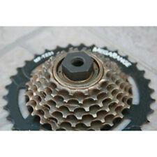 Bike Bicycle Cassette Flywheel Freewheel Lockring Remover Removal Repair Tool